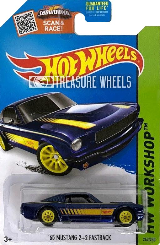 '65 Mustang 2 + 2 Fastback