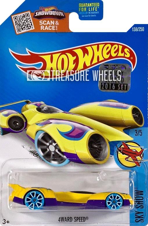 4ward Speed