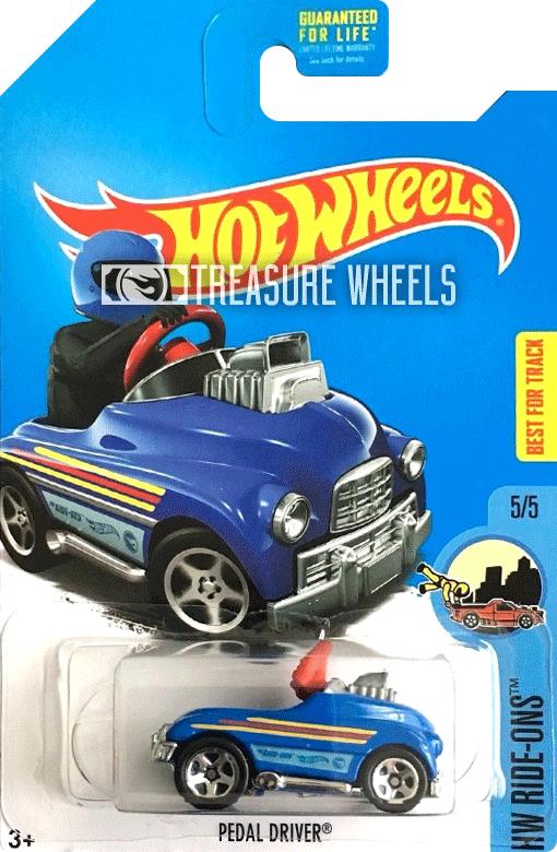 Pedal Driver