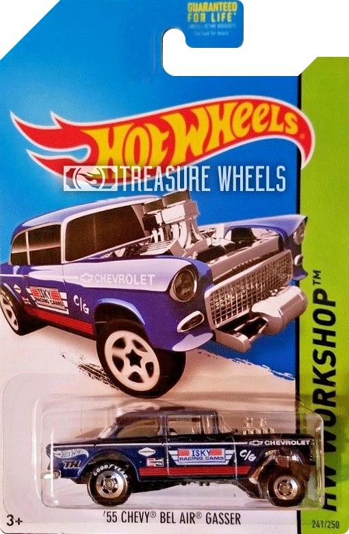 2014 – '55 Chevy Bel Air Gasser