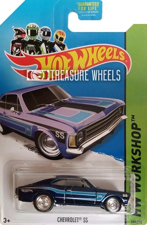 2014 - Chevrolet SS