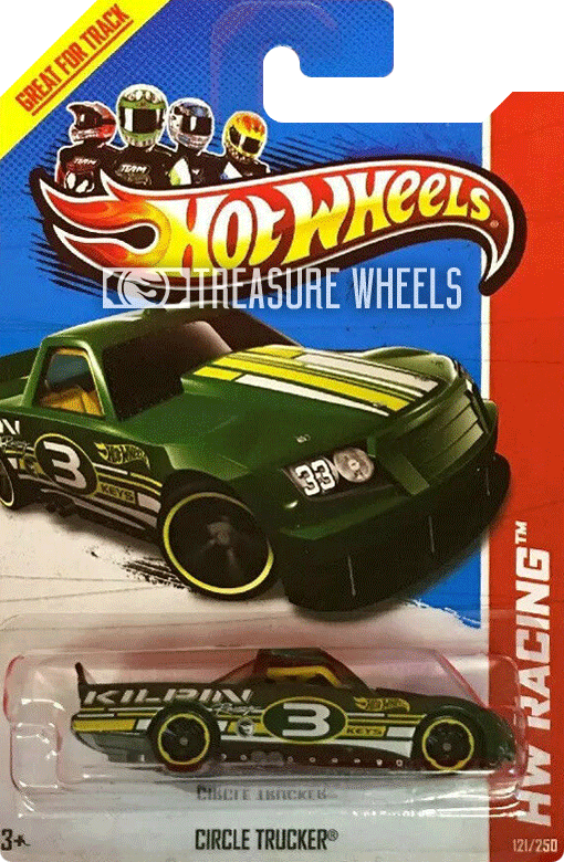 2013 Circle Trucker